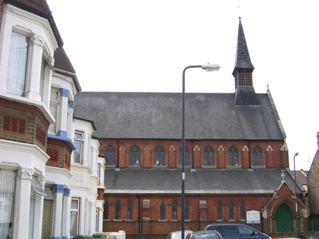 St Patrick's church, Hector Street