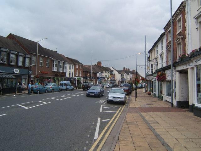 Newport High Street