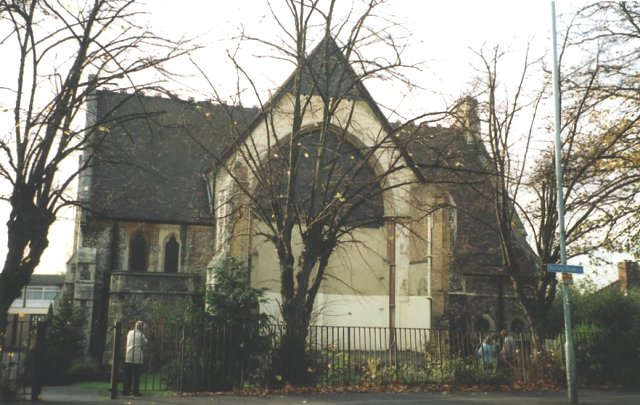 St Augustine's church, Grove Park