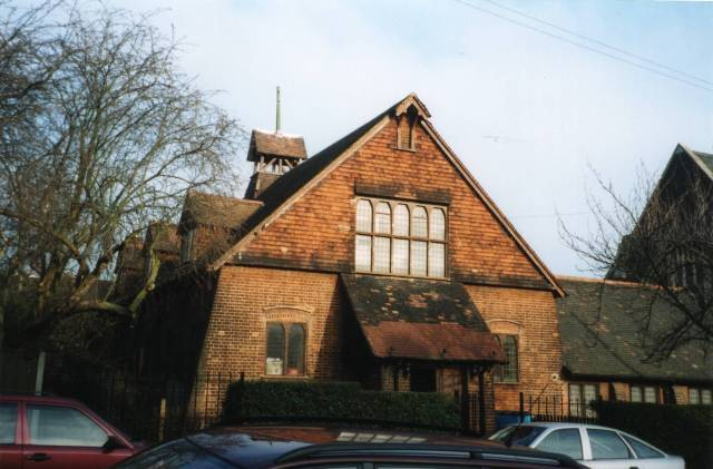 St Hilda's church hall, Courtrai Road
