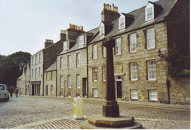 High Street, Old Aberdeen