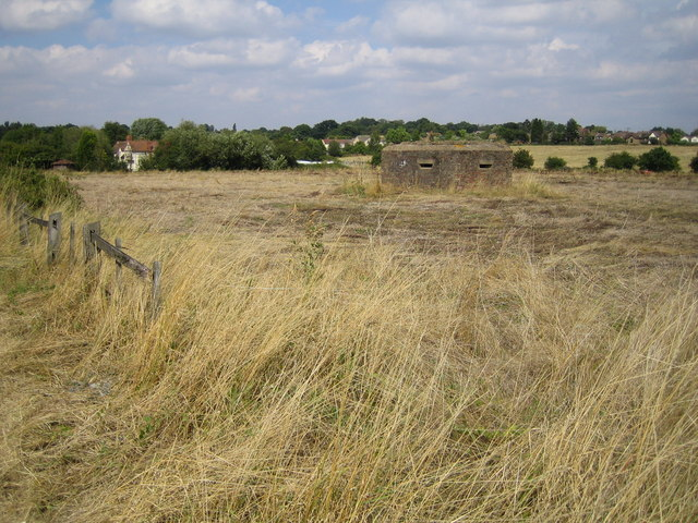 Rettendon: a pillbox