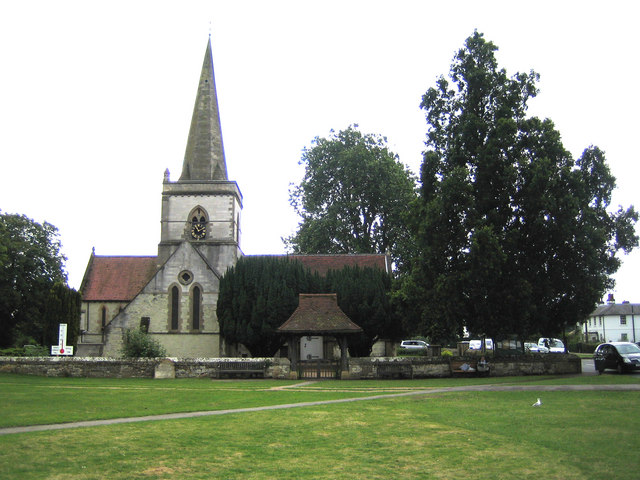 Brockham Green: Christ Church