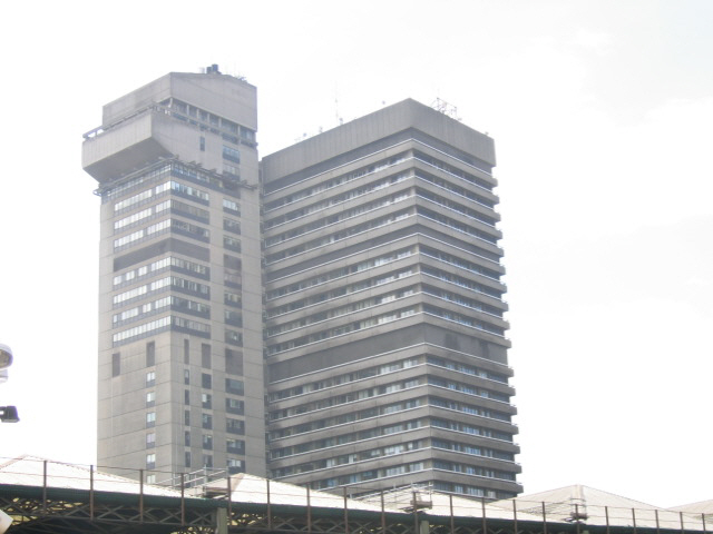 Guy's Hospital tower