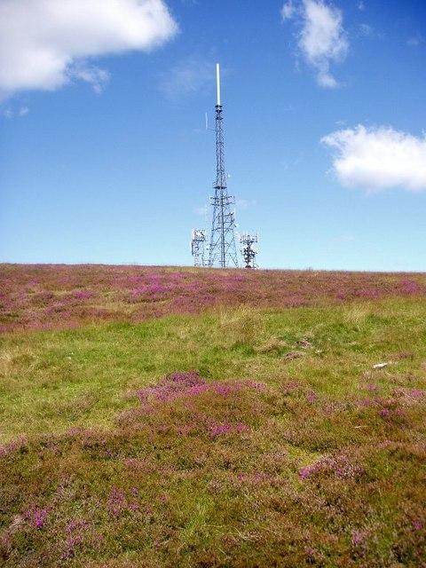 Mynydd Machen transmitter station