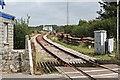 SW9059 : The Newquay Branch Line near St Columb Road by Tony Atkin