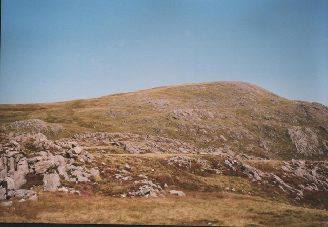 The Southern Slopes of Y Foel Goch