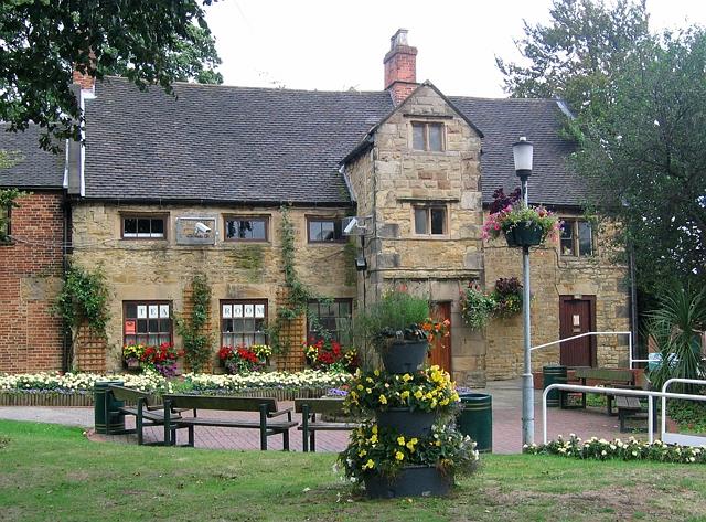 Alfreton House