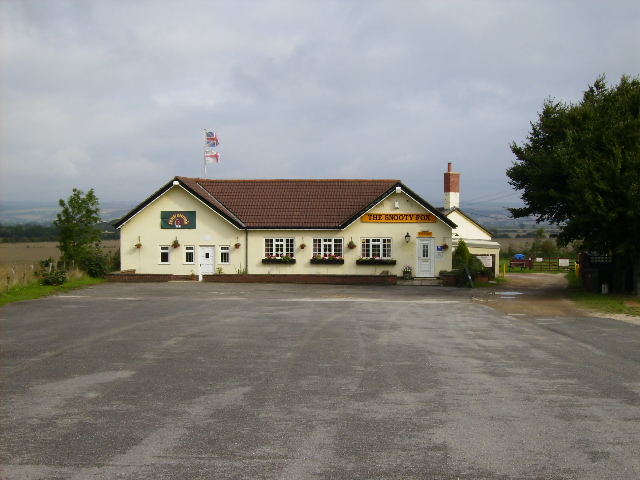 The Snooty Fox on the A64 at East Heslerton