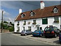 TL8093 : Crown Inn, Mundford by Stephen McKay