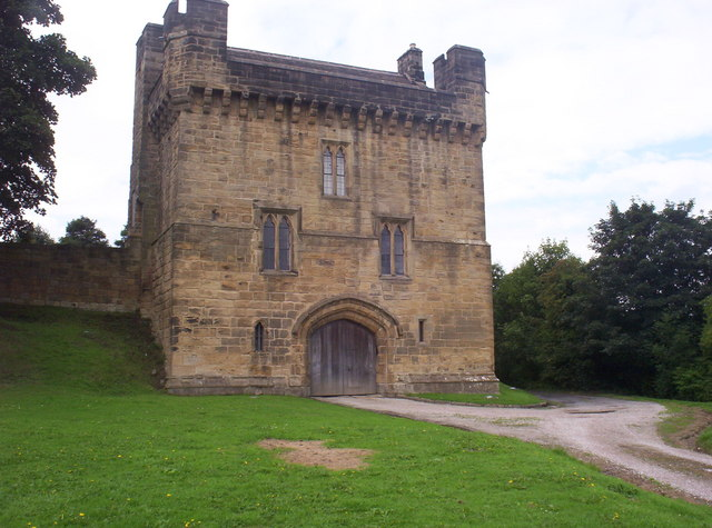 Castle Gatehouse