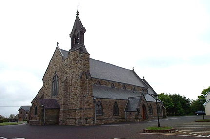 Bohola, Co Mayo, the Roman Catholic Church of The Immaculate Conception and St Joseph Bohola