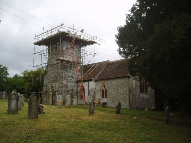 St Laurence Church at Farnham