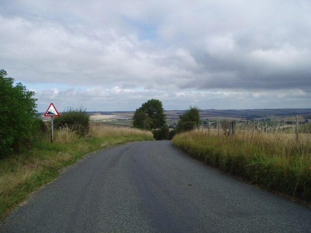 Road to Bowerchalke