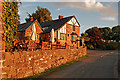SJ5256 : Pheasant Inn, Burwardsley by Peter Styles