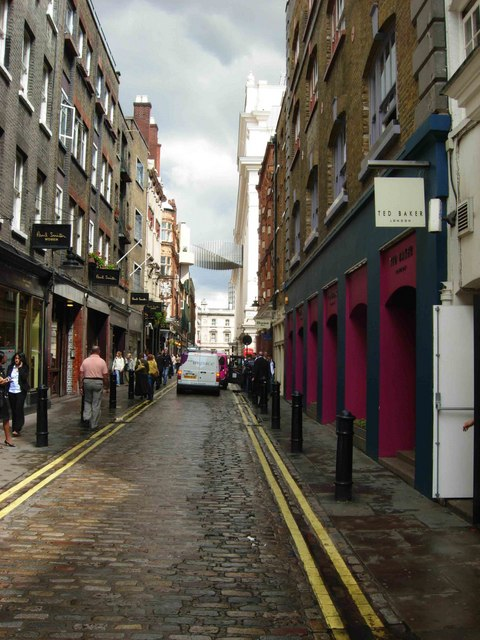 Floral Street Covent Garden 169 Stephen Mckay Geograph
