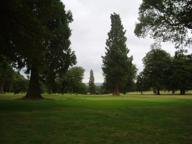 Rushmore Golf Course