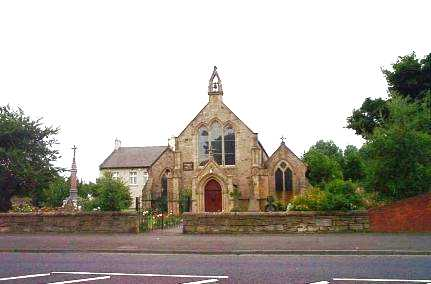 Church of St Cuthbert RC, Cowpen, Blyth