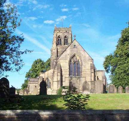 Church of St. Mary the Virgin, Stannington