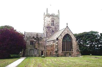 Church of St Michael and All Angels, Houghton-le-Spring