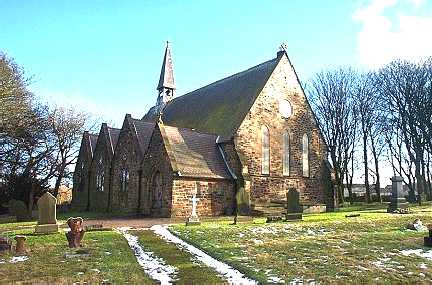 Coundon, Co. Durham, St James's Church