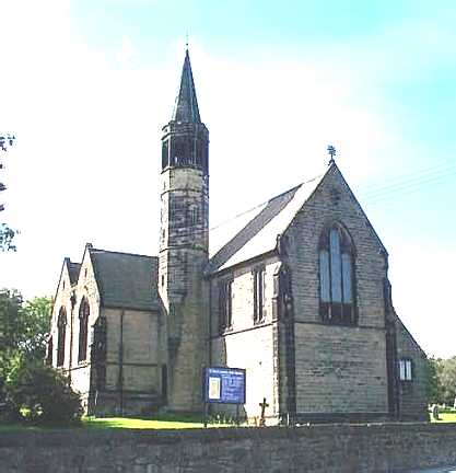 Church of St Paul, West Pelton