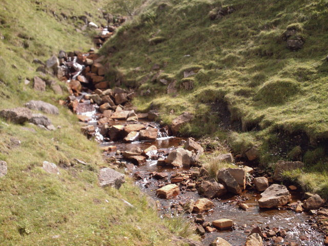 Stream in Upper Coverdale