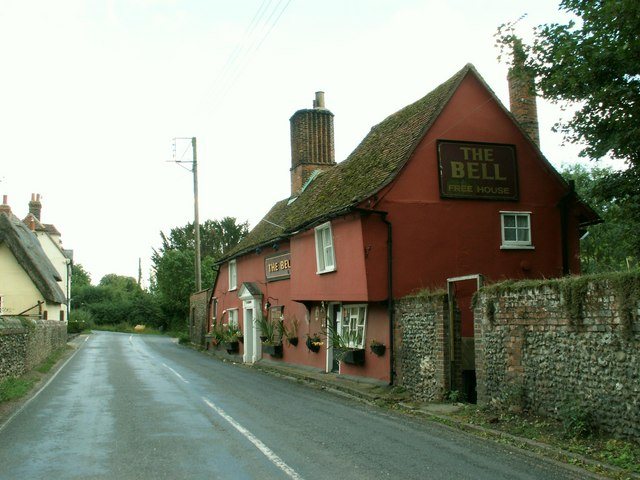 'The Bell' inn, Wendens Ambo, Essex