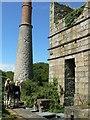SW5930 : Leeds Shaft, Great Work Mine by Rich Tea