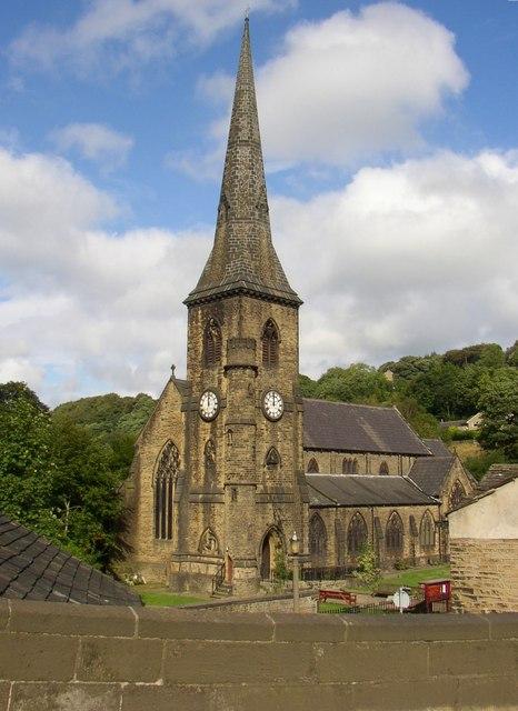 St Bartholomew S Church Ripponden 169 Humphrey Bolton
