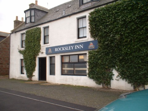 Rocksley Inn, Stirling Village by Boddam