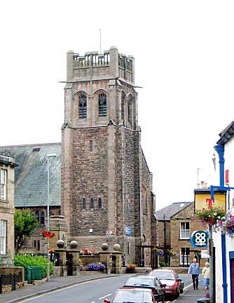 Coldstream, Church of Scotland