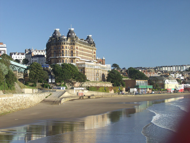 Grand Hotel Scarborough Photos