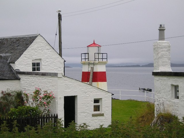 The Lighthouse at Crinan