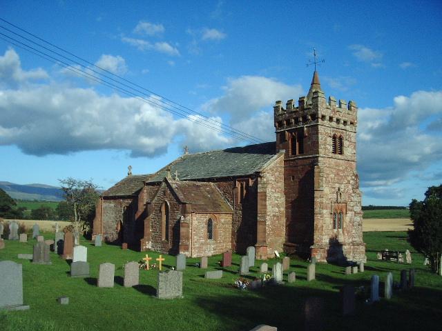Church of St Cuthbert, Edenhall