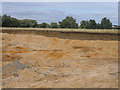 TL0950 : Gravel pit SE of Bedford in the terraces of the Gt Ouse by Rodney Burton