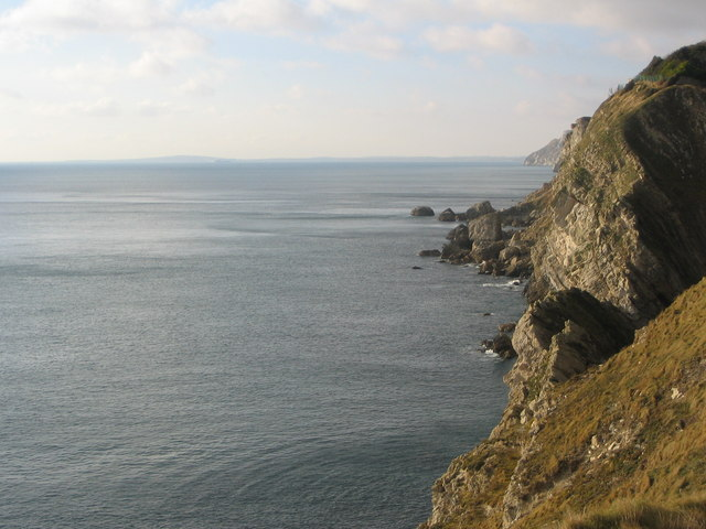 Coastal View, Lulworth