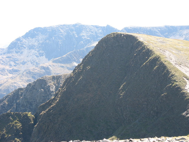 The North Face of Foel Goch