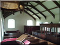 NY5529 : Interior of St Ninian's Church by Alexander P Kapp