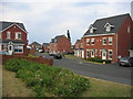 SP0086 : New houses at Hill Top by David Stowell