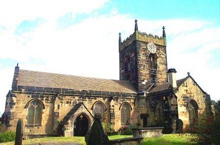 Crofton, All Saints Church