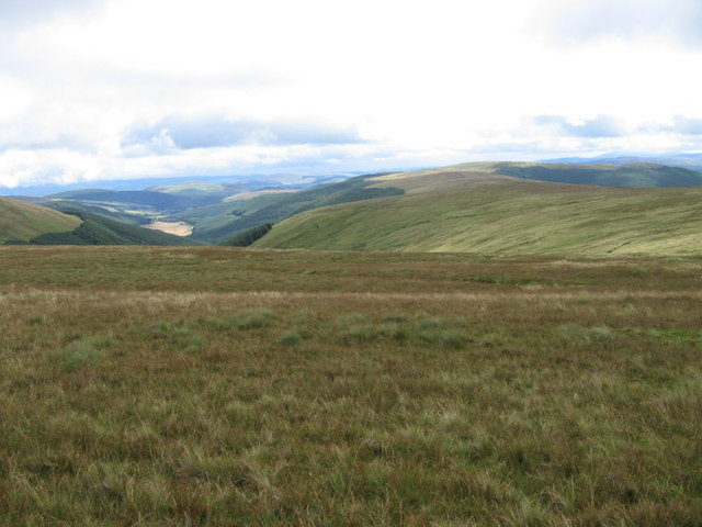 Blackcraig Hill from Colt Hill