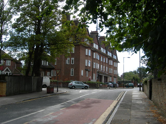 The Old Fire Station, Shooters Hill