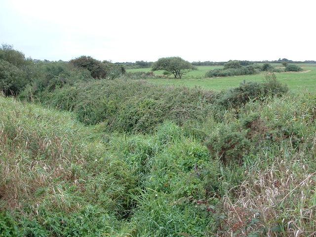 Stream near Tudweiliog