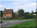 TG1438 : Upper Gresham by Stephen Craven