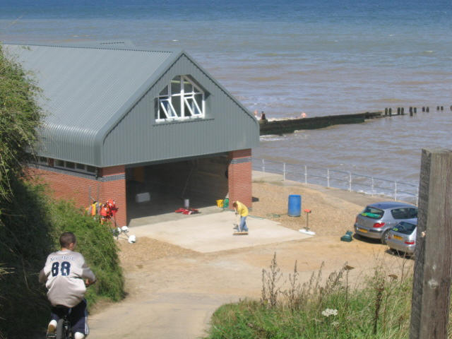 Mundesley lifeboat station