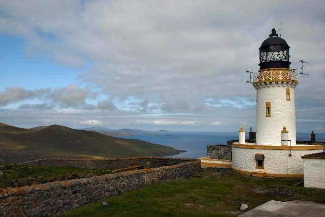 Barra Head Lighthouse, Berneray