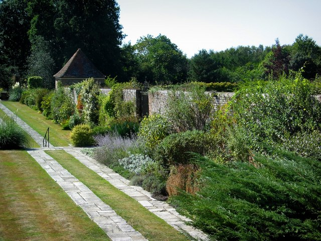 Great Maytham Hall Garden