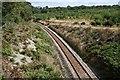SW7942 : The Falmouth Branch Line by Tony Atkin