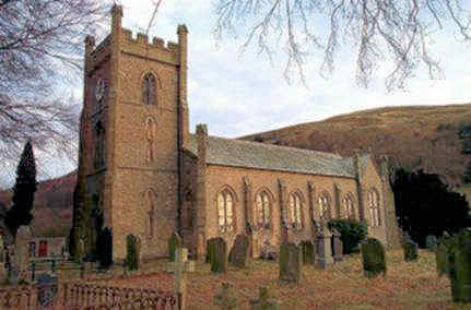 Arkengarthdale, Church of St Mary The Virgin